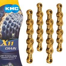X9L/X10L/X11L супер светильник, двойная велосипедная цепь 9, 10, 11 скоростей, горная цепь для дорожного велосипеда Shimano/SRAM/Campagnolo 116 звеньев