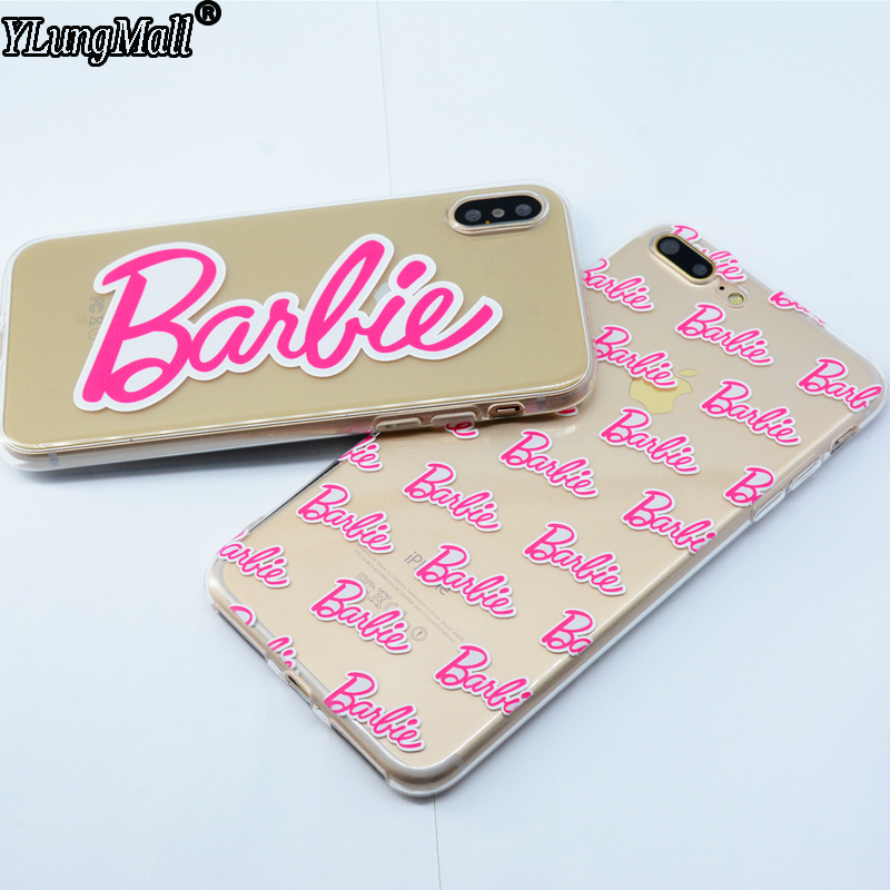 coque barbie iphone x