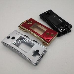 Металлический корпус высокого качества от производителя, чехол для GameBoy, Сменный Чехол для микроконсоли, для GB-M