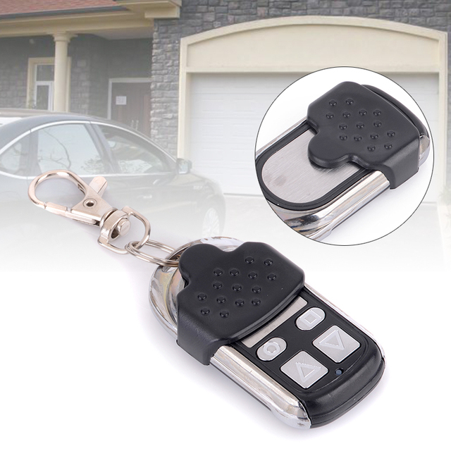 Wireless Key Control Electric Cloning Gate Garage Door Remote