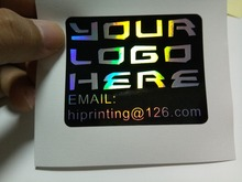 بقعة لون بطاقة ملصقة الطباعة