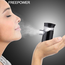 Mini Automizer Children Adults Health Care Asthma Medical equipment  Inalador Nebulizador Ultrasonic Portable Mesh Nebulizer