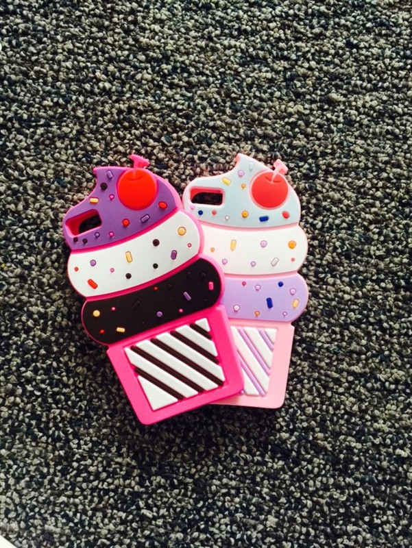 AIPUWEI 3D cute ice cream cup cover For <font><b>Huawei</b></font> P8 <font><b>P</b></font> <font><b>8</b></font> Soft Silicone Rubber <font><b>Phone</b></font> Case For <font><b>HUAWEI</b></font> P8 <font><b>Lite</b></font> cases skin <font><b>bag</b></font> CAPA