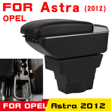 Leather Car Armrest For OPEL Astra Arm Rest Rotatable saga leather car armrest for kia null kx1 arm rest rotatable saga
