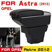 Leather Car Armrest For OPEL Astra Arm Rest Rotatable saga