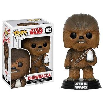 Funko POP STAR WARS CHEWBACCA PVC figura de acción colección de juguetes modelo para niños regalo de cumpleaños con caja al por menor