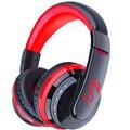 Sem fio bluetooth fone de ouvido fone de ouvido com microfone jogo gaming stereo super bass hifi bluetooth headset para iphone samsung