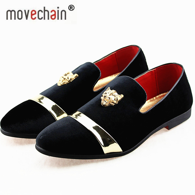 movechain Mens Fashion Embroidery Loafers Mens Casual Outdoor Driving Moccasins Shoes Youth Trendy Party Flats Sizes 38-48movechain Mens Fashion Embroidery Loafers Mens Casual Outdoor Driving Moccasins Shoes Youth Trendy Party Flats Sizes 38-48