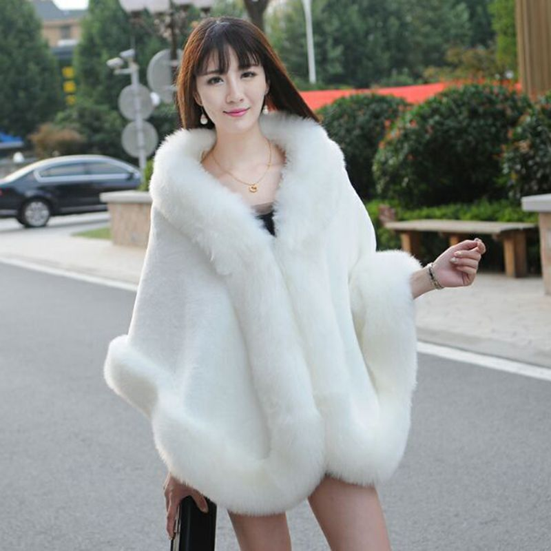 Faux Fur Coats Women Promotion-Shop for Promotional Faux Fur Coats ...
