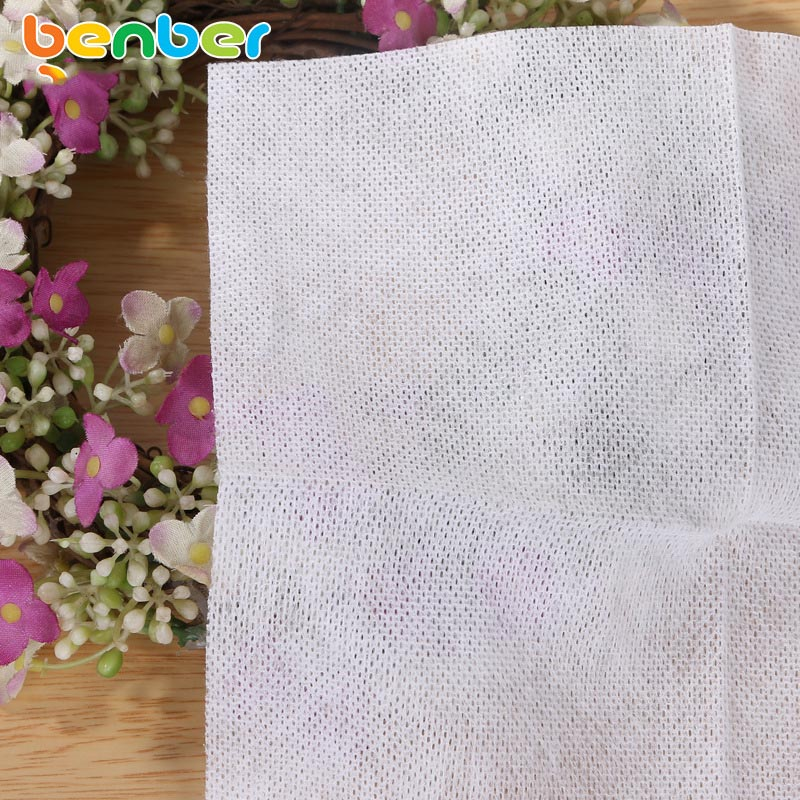 80 Pcs Portable Travel Disposable Tissue Breathable Baby Face Care Gauze Wipes White Cotton Towel For Outdoor Sports FJ8