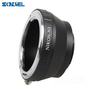Image 4 - AI N1 Camera Lens Mount Adapter Ring Voor Nikon F Ai Lens Nikon 1 AW1 S1 J1 J2 J3 J4 j5 V1 V2 V3