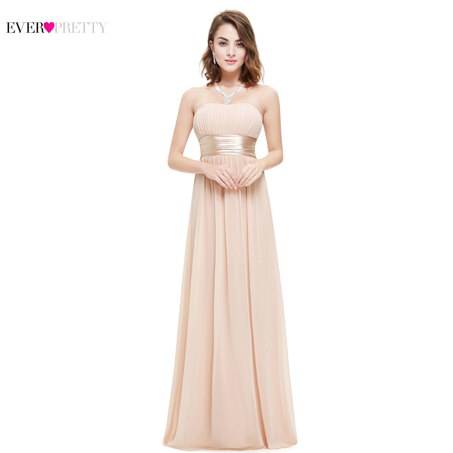 HE09955BK 2013 New Arrival Concise And Easy Strapless Ruched Bust Black Chiffon Long Evening Dress