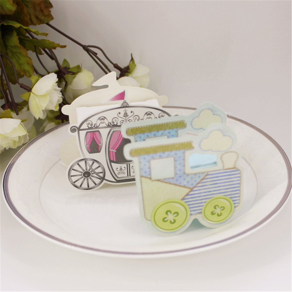 12pcs/lot Hot Sale Cinderella Enchanted Carriage Marriage Box ...