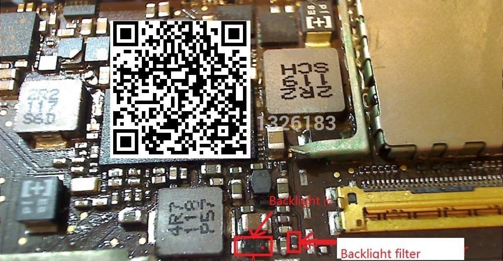 Coil Full repair Dim Screen Ipad 2 3 4 /& mini Backlight Fix Repair part