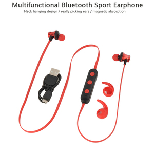 Image 5 - Best Bluetooth Earbuds Sport Wireless Headphones Stereo Bass Bluetooth Earphone Headset with Mic Support TF/SD Card for Phone