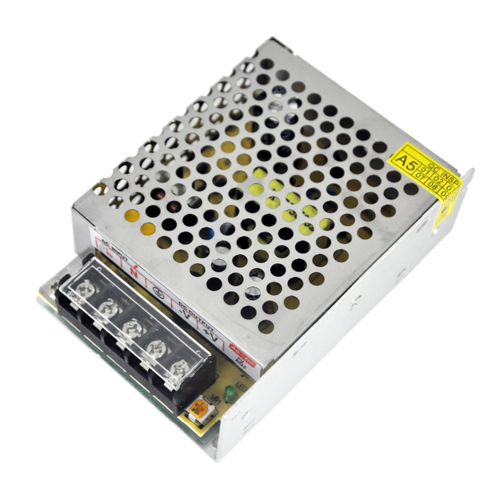 High Quality Slim 5V 8A 40W Switching Power Supply for Led Ac Input 100~240V lc 12 250w 20 8a rainproof switching power supply silvery grey 175 240v