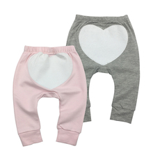 цены 2Pcs/Lot 2018 new Spring Hot sale cartoon cotton baby pants 6-24 month baby boy pants children harem pants