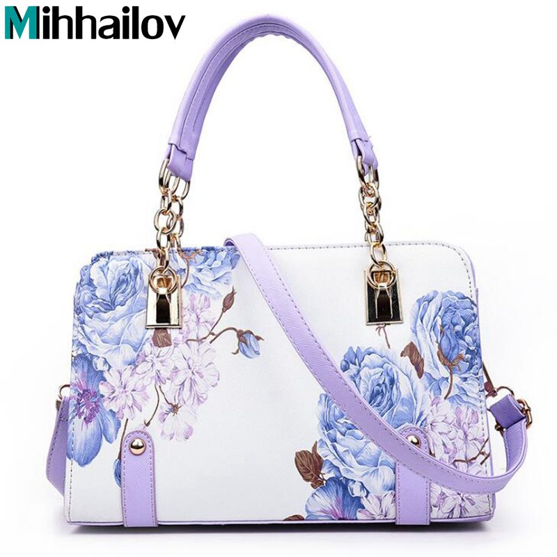 luxury Painting flowers Chain Women Bag famous designer purses and handbags ladies hand bags dollar price sac a main  XS-332 iarts aha072962 hand painted thick texture of knife painting trees oil painting red 60 x 40cm