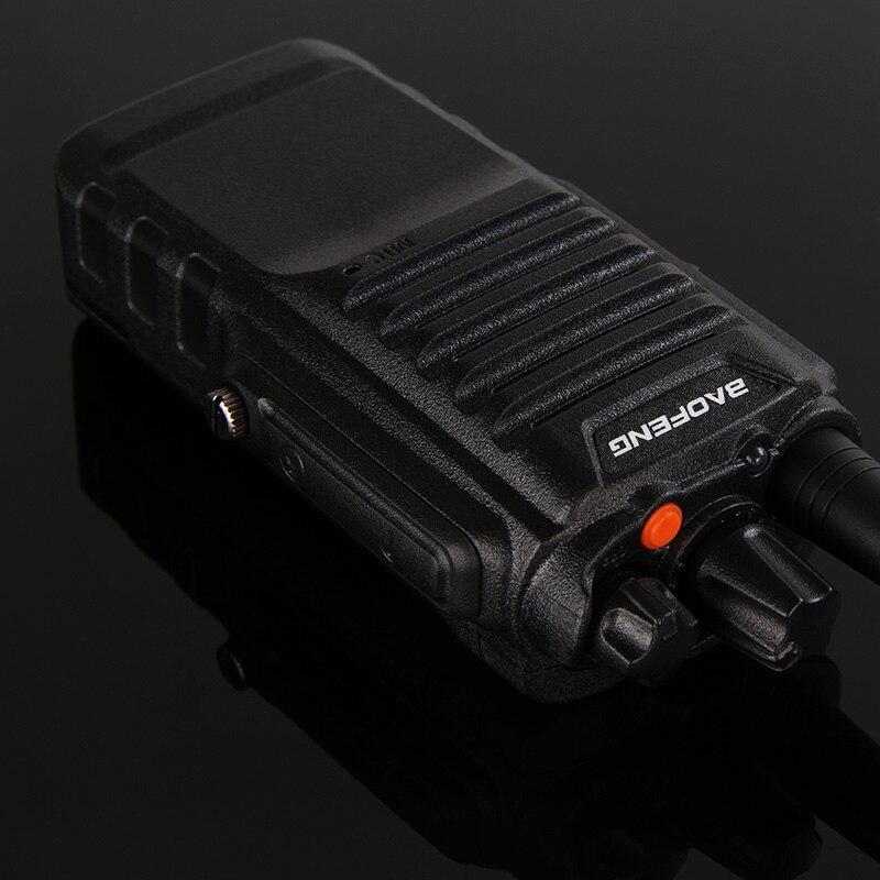Baofeng BF-9700 Portable Walkie Talkie 8W UHF IP67 Waterproof Scanner Two Way ham Radio Professional Comunicador Transceiver