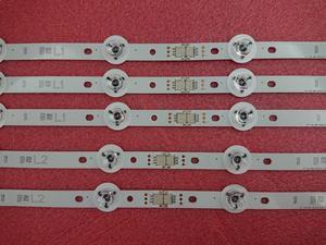 Image 4 - ชุดใหม่ 3 PCS 7LED 830 มม. LED backlight สำหรับ LG 43UJ65_UHD_A/B LC43490060A WOOREE 43 นิ้ว FHD_LED A   type