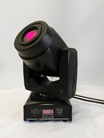 Double 60w Led Spot Moving Head Light