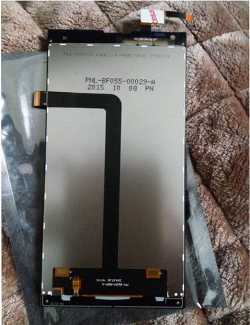 DOOGEE Dagger DG550 LCD display Touch Screen Assembly perfect repair part for DG550 tool Free Shipping
