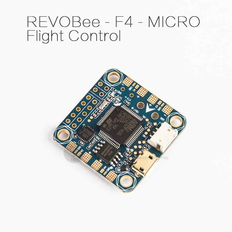 ФОТО iflight REVO Bee F4 mini Flight Control BF Firmware Supports Dshot for DIY mini RC FPV drone