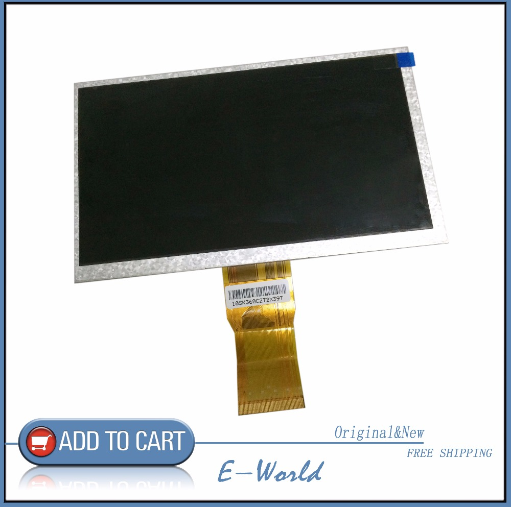 Original and New 7inch LCD Screen 103*160mm 7300101466 E231732 for x18 lixin s16 n77 Newsmy n17 800*480 tablet pc free shipping free shipping original 9 inch lcd screen cable numbers kr090lb3s 1030300647 40pin