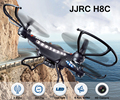 Original JJRC H8C 4CH Quadcopter 6 AXIS GYRO Radio Drone With 2MP Camera LCD RC 300M 2.4G Remote Control Helicopter VS DFD F183