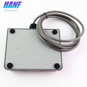 Image 4 - 1pcs momentary plastic foot switch infinity double pedal    duplex two way tumbler  3A/220VAC