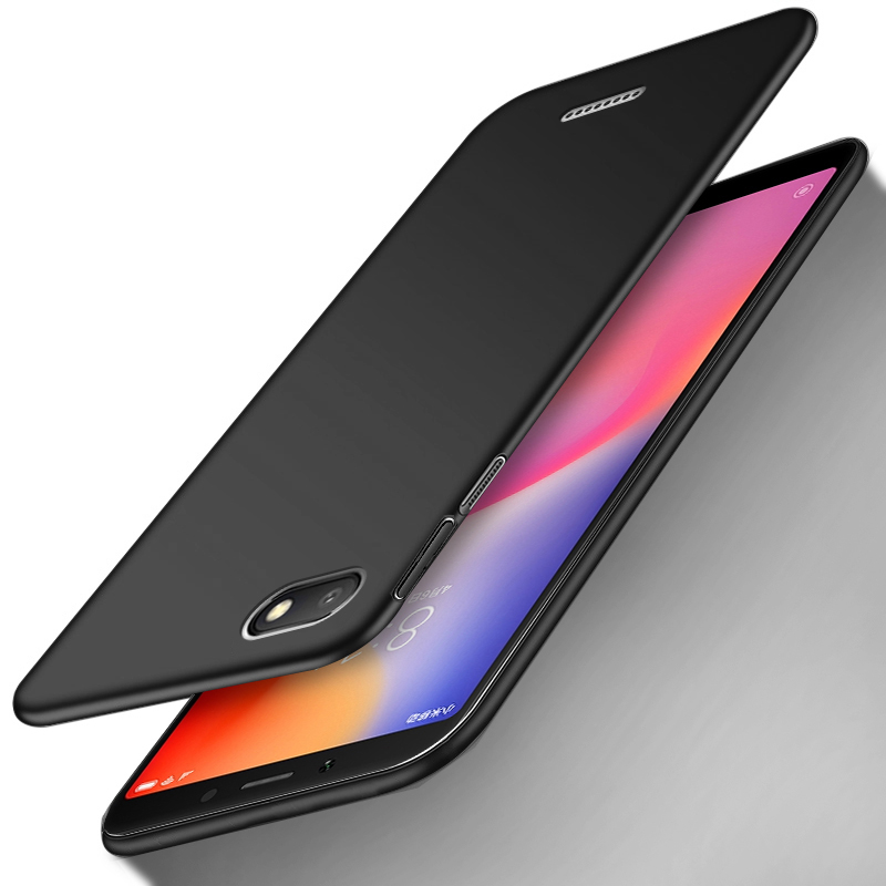 Matte-Hard-PC-Case-For-Xiaomi-Redmi-6A-Full-Protection-Ultra-Thin-Case-For-Xiaomi-Redmi6A