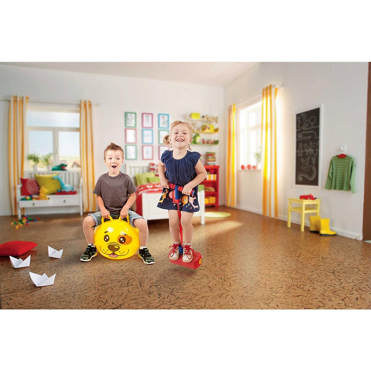MOBY enfants bébé activité gymnastique 6844287 bambin jouets exercice machine pour sauter pour les filles et les garçons MTpromo - 4