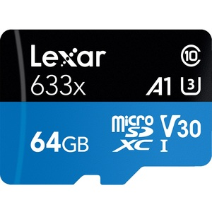 Image 3 - Lexar 633X Micro SD de 32 Гб 128 Гб 64 Гб 256 ГБ tarjeta 512 Гб Micro SD de 16 Гб SD/карта памяти TF 32 64 128 Гб microSD