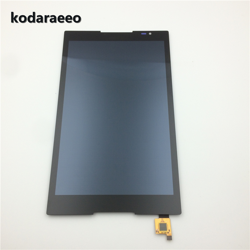 kodaraeeo 8 Inch For Lenovo Tab S8 S8-50 S8-50F S8-50F S8-50L S8-50LC Touch Screen Digitizer with lcd display Assembly new 8 inch for lenovo tab s8 50 s8 50f s8 50l s8 50lc lcd display touch screen digitizer glass lens assembly free shipping