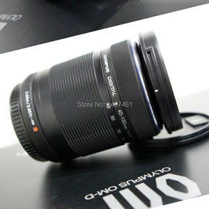 Image 2 - Keine box New M. ZUIKO DIGITAL ED 40 150mm f/4 5,6 R objektiv Für Olympus E PL8 E PL7 E PL6 E PL3 E PL1 EP3 EP5 E M1 E M5 E M10 kamera