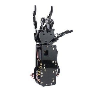Image 3 - Robô industrial braço biônico, mãos grandes servo dedos de torque automovimento mecânico com painel de controle