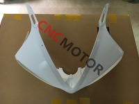 Unpainted ABS Plastic Front Upper cowl nose Fairing for YAMAHA YZF R600 R6S 2006 2007 And R6 R600 2003 2004 2005