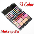 72 Color Eyeshadow Palette Set 44 Eyeshadow 20 Lip Gloss 8 Blusher/Blush Makeup Kit/Set Cosmetics