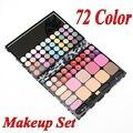 72 Cores Da Paleta Da Sombra Set 44 Sombra 20 Lip Gloss 8 Blush/Blush Kit Maquiagem/Set Cosméticos