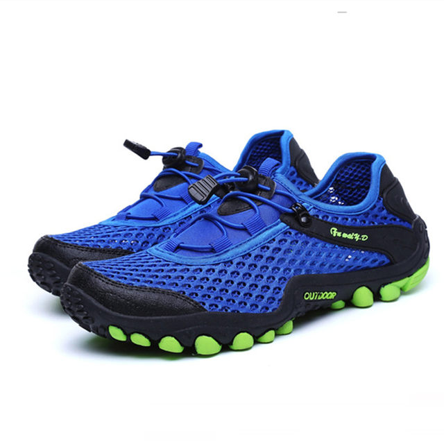 6ea63a468427 Online Shop Aqua Shoes Ultra-light Quick-drying Beach Water River ...