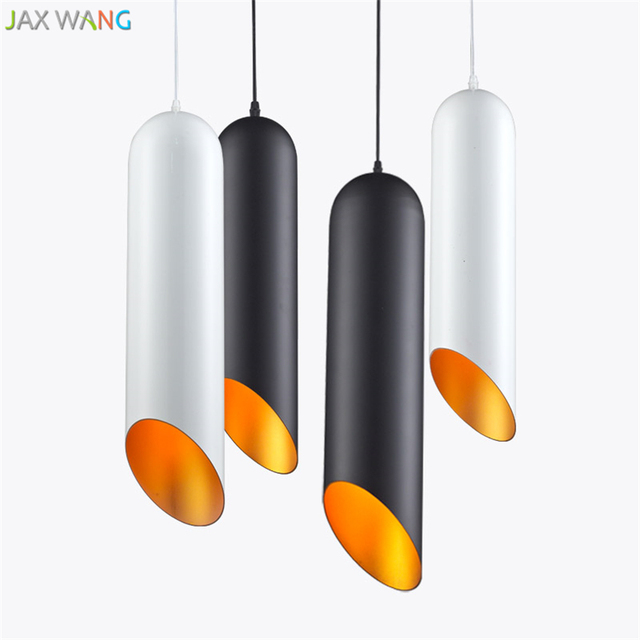 Aliexpress com   Buy Modern Tom Dixon Pipe Pendant Lights Long     Modern Tom Dixon Pipe Pendant Lights Long Cylinder Aluminum Lamp for Living  Room Bedroom Restaurant Home