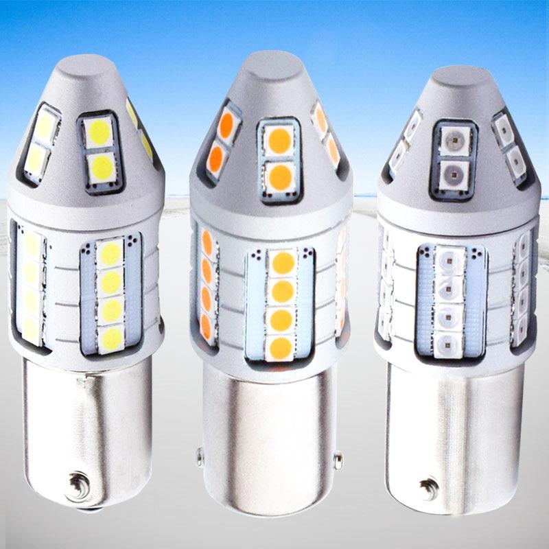 High Power Reverse Light Bulb COB LED BA15S 1156 382 For VW Polo 01-09