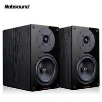 Nobsound NS 1900 Wood 100W 1 Pair 5.5 inches Bookshelf Speakers 2.0 HiFi Column Sound Home Professional speaker
