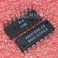 10 шт. 4164 KM4164B KM4164B-10 KM4164B-12 DIP16 KM4164 64 K X 1BIT динамическая RAM с режимом страницы Новый оригинальный 100% качество