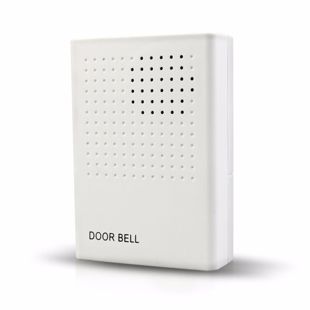 dc buzz 12v wired doorbell musical door bell chime for