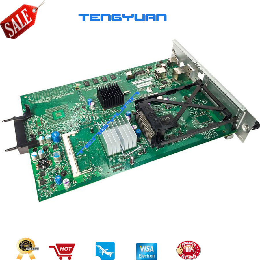 90% new original 100% test  for HP4025 CP4025DN Formatter Board CC493-69001 printer parts on sale 100% tested for washing machines board xqsb50 0528 xqsb52 528 xqsb55 0528 0034000808d motherboard on sale