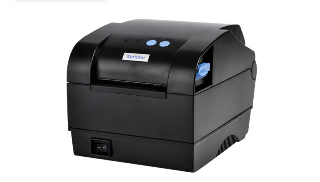 high speed 127mm/s USB port Barcode Label Printer sticker printer Thermal barcode printer bar code printer
