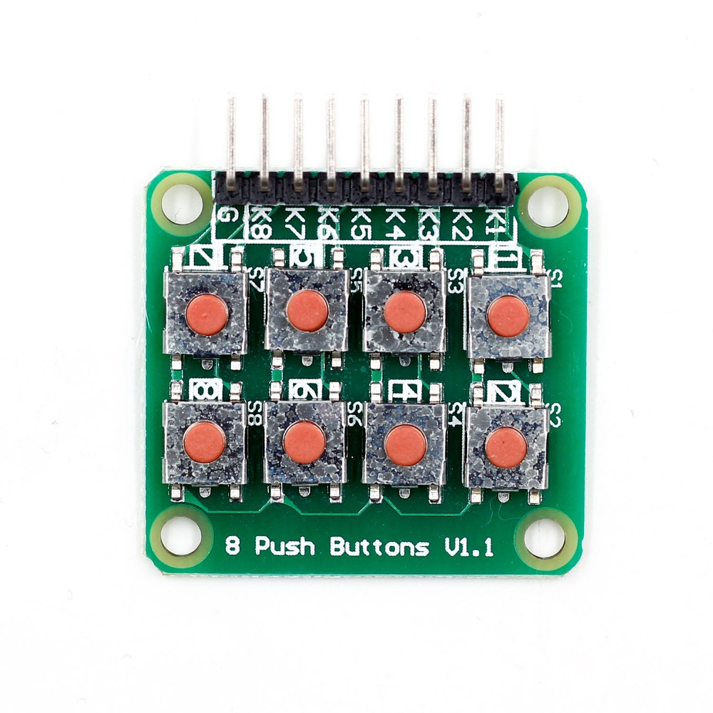 Analog Button For Arduino Big Keyboard Electronic Blocks Simulate Key Module Attractive Designs; Back To Search Resultscomputer & Office