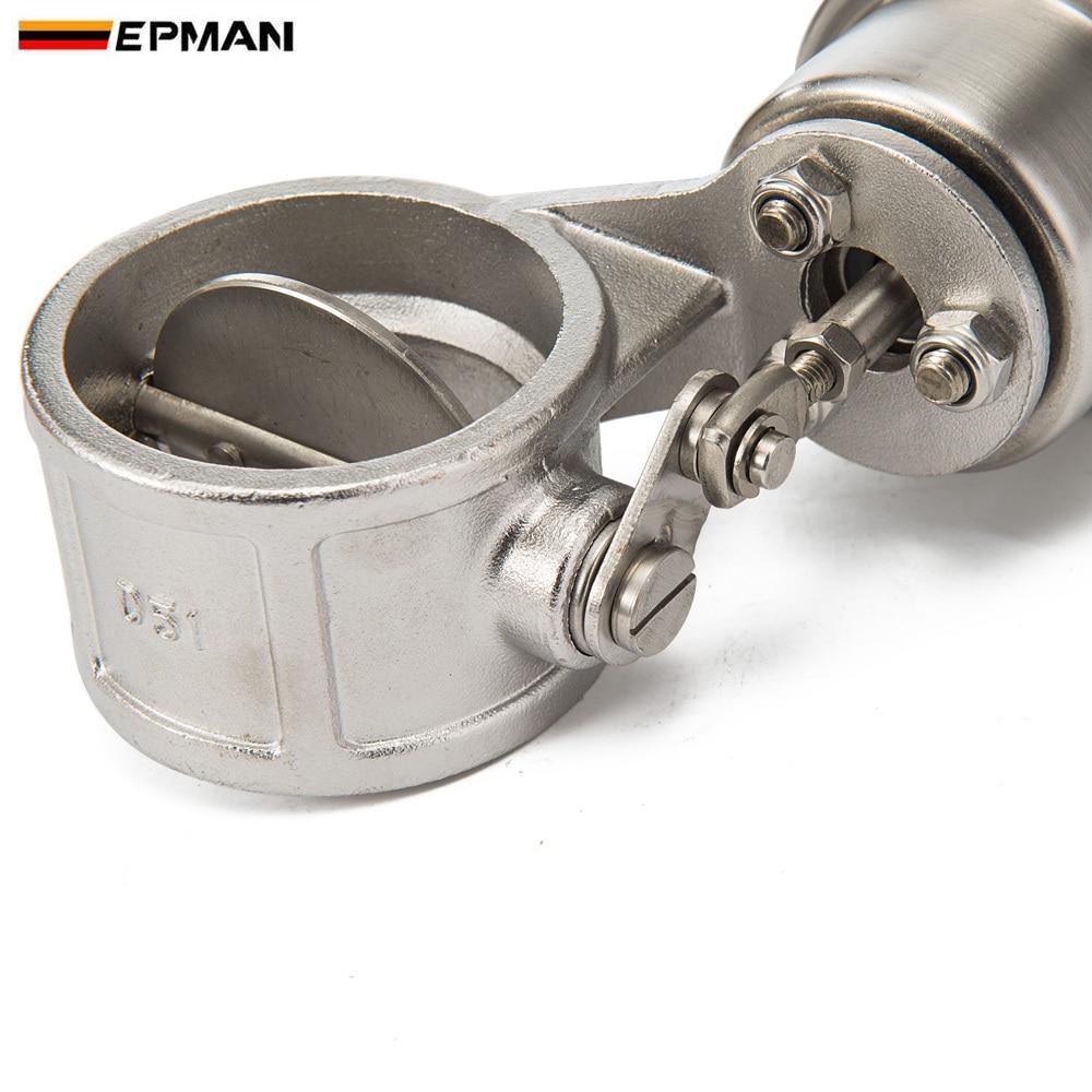 Импульс активированный Выпускной вырез/самосвал 51 мм Открытый Стиль Давление: около 1 бар для BMW E39 5-Series EP-CUT51-OP-BOOST