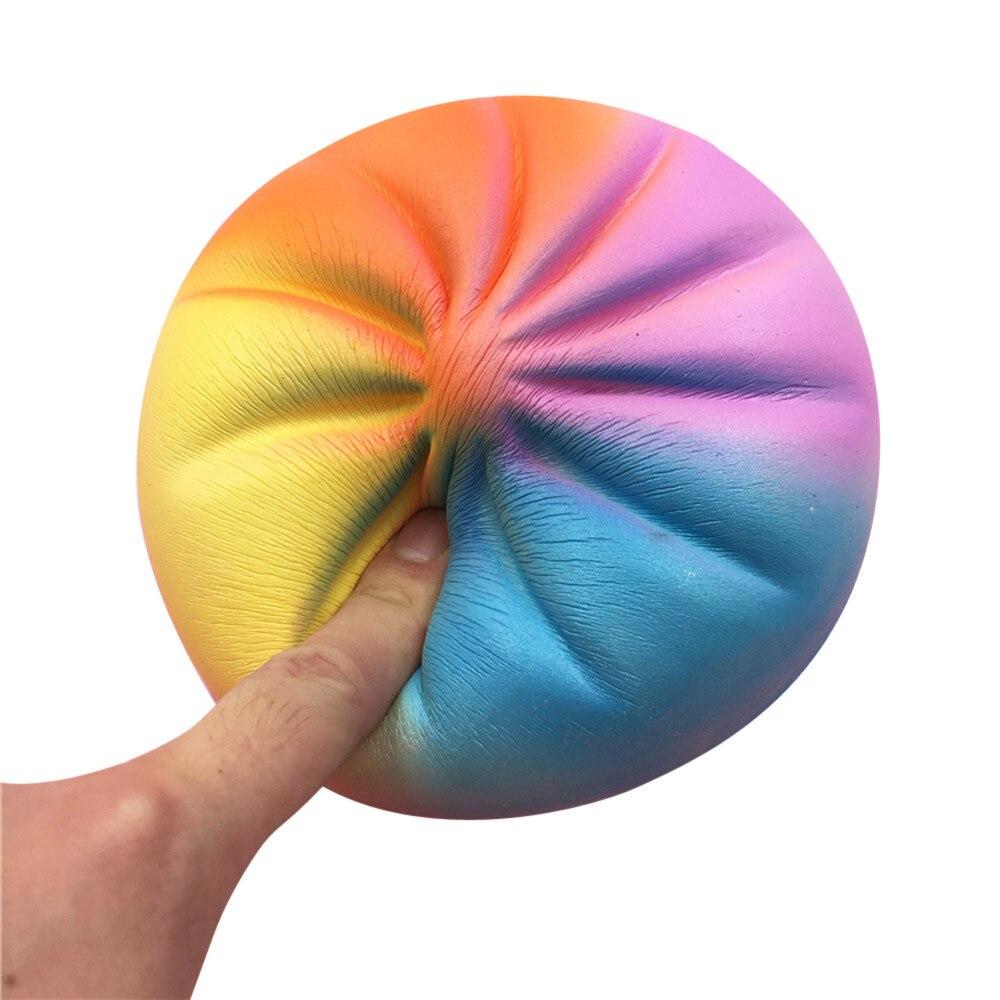 HIINST Squishy Steamed Bun Gift Fun Toy Squishy Kawaii NOV23